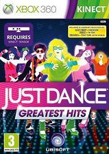 JUST DANCE GREATEST HITS JEU XBOX 360 NEUF