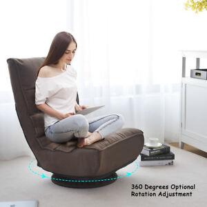 360 degree ergonomic swivel lazy sofa chair adjustable floor game rh ebay co uk swivel chair sofa bed swivel chair sofa set