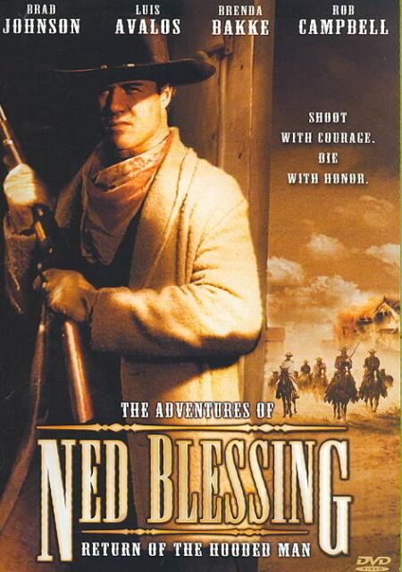 Ned Blessing - Return to the Hooded Man (DVD, 2004)