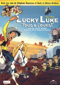 LUCKY-LUKE-TOUS-A-L-039-OUEST-LE-FILM-LUCKY-LUKE-GO-WEST-THE-MOVIE-DVD