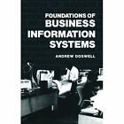 Foundations of Business Information Systems by Andrew Doswell (Paperback, 1985)