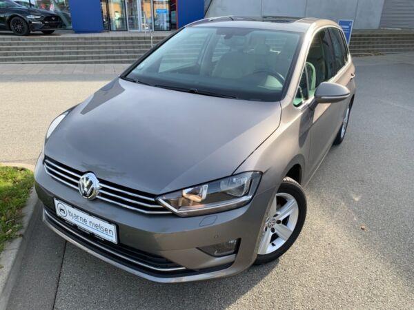 VW Golf Sportsvan 1,6 TDi 110 Highline DSG - billede 1