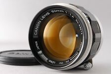 [Excellent+++++]Canon 50mm F/1.4 Leica Screw Mount LTM L39 Lens from Japan #88