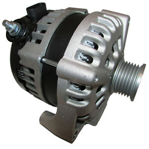 Image Is Loading New High 350amp Alternator Fits Chevy Cadillac Escalade