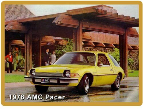 1976 AMC Pacer Auto  Refrigerator Tool Box Magnet Man cave Item