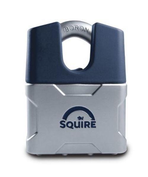 Squire 55mm Acero Llave Candado de Acero