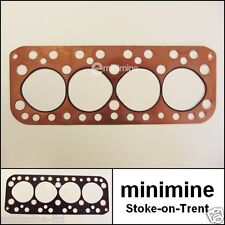 Blueprint engines hp8103 muscle car series aluminum cylinder head classic mini 998 cylinder head gasket copper a series austin morris minor car mg malvernweather Image collections
