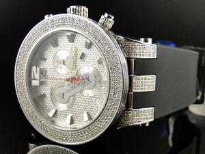 New Model Mens Joe Rodeo Jojo Broadway Diamond Watch 5.0 Ct Jrbr2  ef1f6c095