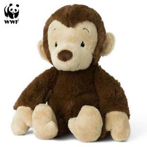 Wwf-Cub-Club-Mago-the-Monkey-Braun-29cm-Stuffed-Animal-Small-Children