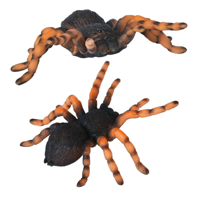 Collecta Insects Mexican Redknee Tarantula Toy Figure