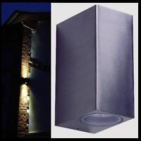 Außenleuchte B3 Wandleuchte anthrazit  IP44 Leuchte Lampe außen Fassadenleuchte
