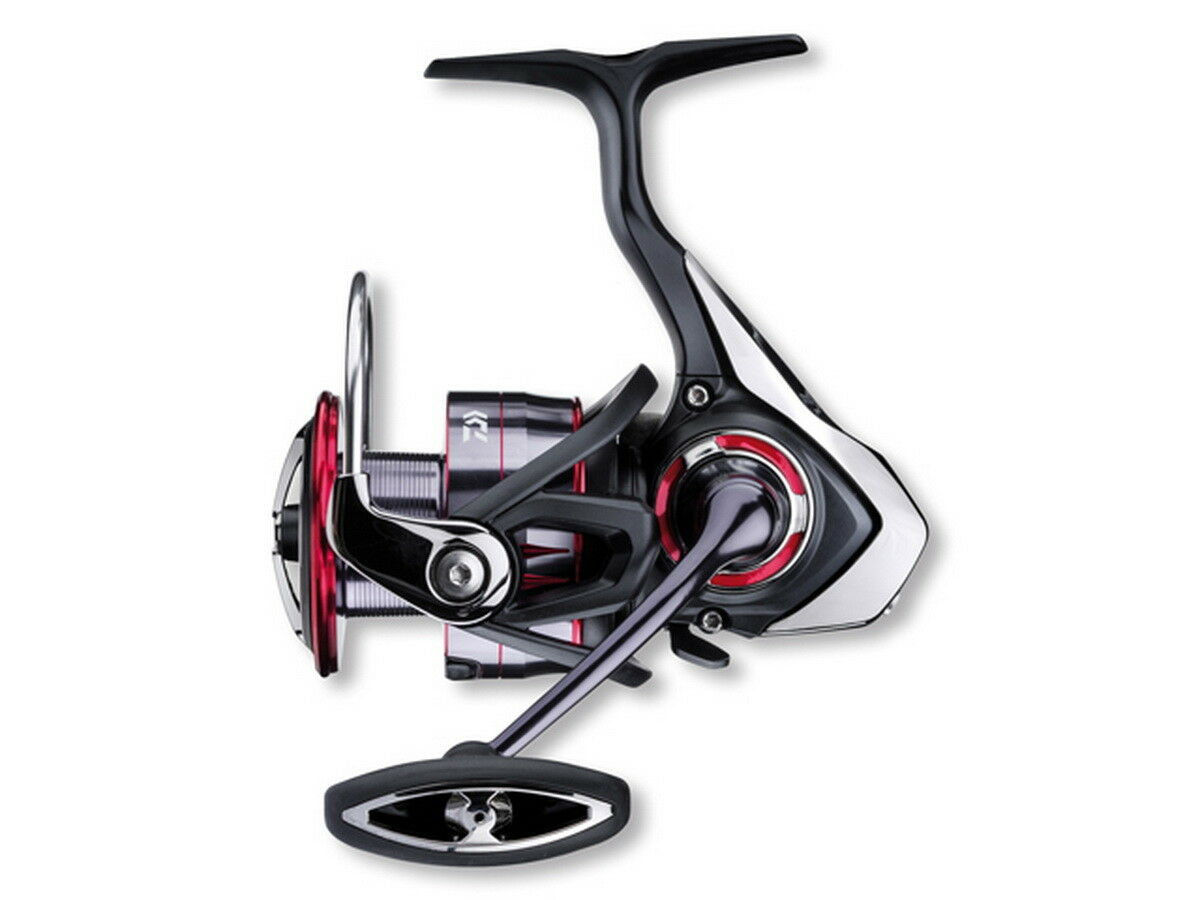 Daiwa fuego LT 2000d '17 6bb 150m 0.23mm angel papel con frontbremse