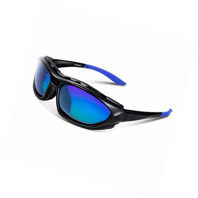 Tac Polarized sports sunglasses for Men Women Youth Baseball Military Motorcycle