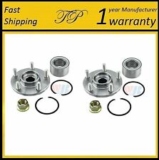 Front Wheel Hub & Bearing Kit For Nissan Altima 2002-06 (3.5L Engine only) PAIR