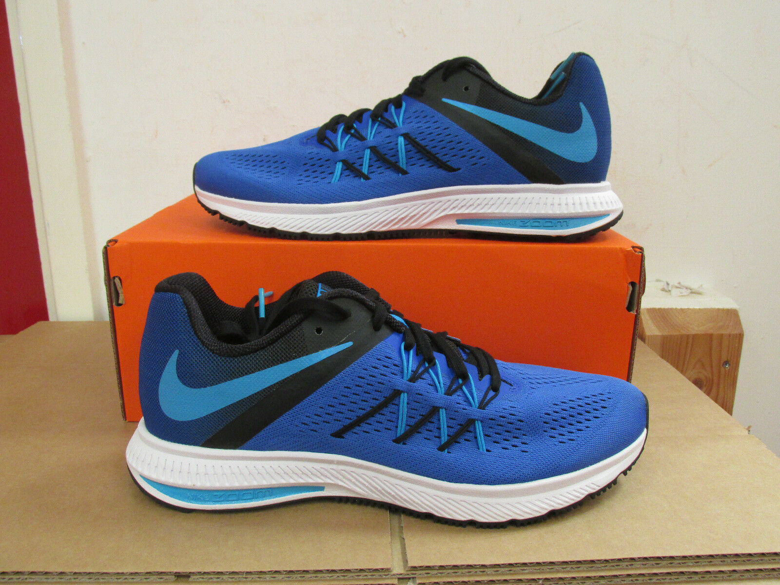 Nike Zoom Winflo 3 831561  Uomo Running Trainers 831561 3 401 Sneakers Schuhes CLEARANCE 824e34