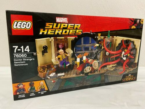 "LEGO 76060 MARVEL SUPER HEROES /""Doctor Strange/'s Sanctum Sanctorum/"" Nuovo New OVP"