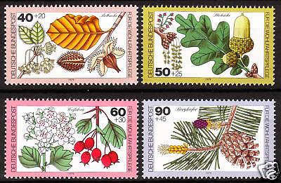Unparteiisch Brd 1979 Mi Nr 1024-1027 Postfrisch Luxus!!!