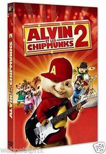 Alvin et les chipmunks 2  **  DVD ** VF **   NEUF ET EMBALLER