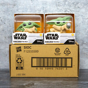 "STAR WARS Disney Mandalorian BABY BOUNTIES Hold Me /& Ball 2.5/"" Fig Pack Child"