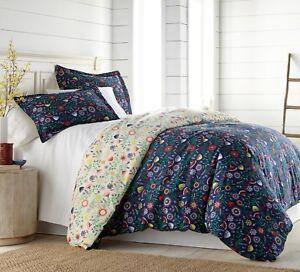 Boho-Bloom-Down-Alternative-3-piece-Ultra-Plush-Reversible-Comforter-Set