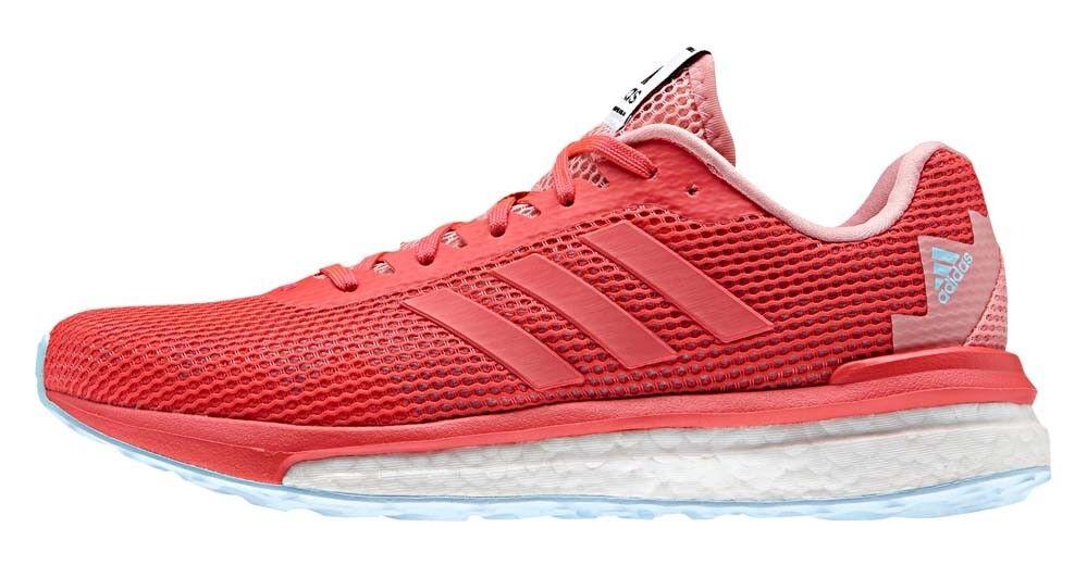 Adidas vengeur Boost pour Femme Rouge Sport Course Taille UK 5.5 EU 38 2/3 AQ6094-