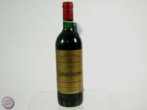 Wein-Rotwein-Red-Wine-1985-Chateau-Bellevue-Grand-Cru-Classe-St-Emilion-46-20