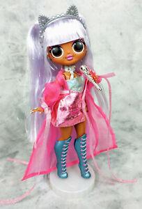 LOL Surprise! OMG Lady Diva Boots OOAK repaint Kitty K...