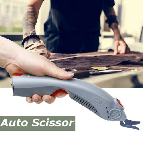 WBT Portable Electric Fabric Cutter Scissors Electric Shears For Cloth Textile