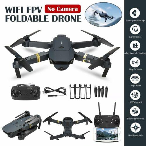 Drone X Pro WIFI FPV Foldable WIFI RC Drone HD 1080P Camera Selfie Quadcopter