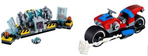 LEGO-Marvel-Super-Heroes-Spider-Man-Bike-Rescue-76113-NO-MINIFIGURES
