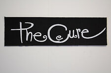The Cure Cloth Patch (CP211) Goth Rock Joy Division The Smiths Robert Smith