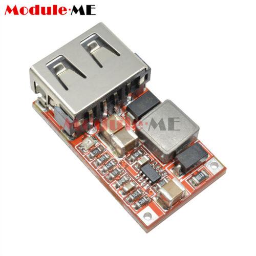 USB Charger Module 6-24V 12V//24V to 5V 3A CAR DC-DC Buck Step Down Converter MO