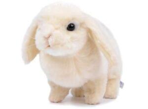 Miss Oh Lop Ear Bunny Hansa Stuffed Plush Soft Toy Stofftier