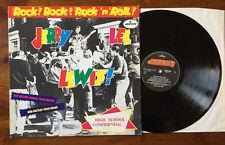 LP, Jerry Lee Lewis - High School Confidential, NL, Rock, Vinyl VG+