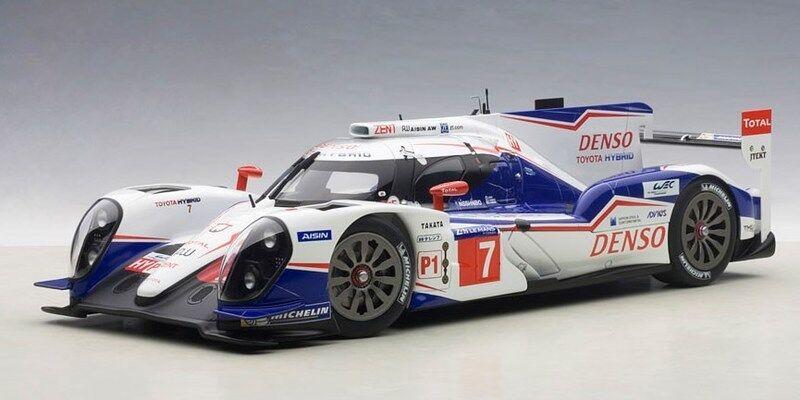 81415 AUTOart 1:18 Toyota TS 040 HYBRID Le Mans '14  7 WEC Manufacturers