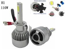 110W 9200LM H1 CREE LED Light Headlight Kit Car Conversion Bulb Kit 6000k 12V