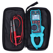 Digital Clamp Tester True Rms Wx2162a Acdc Voltage Meter Electrician Accessory
