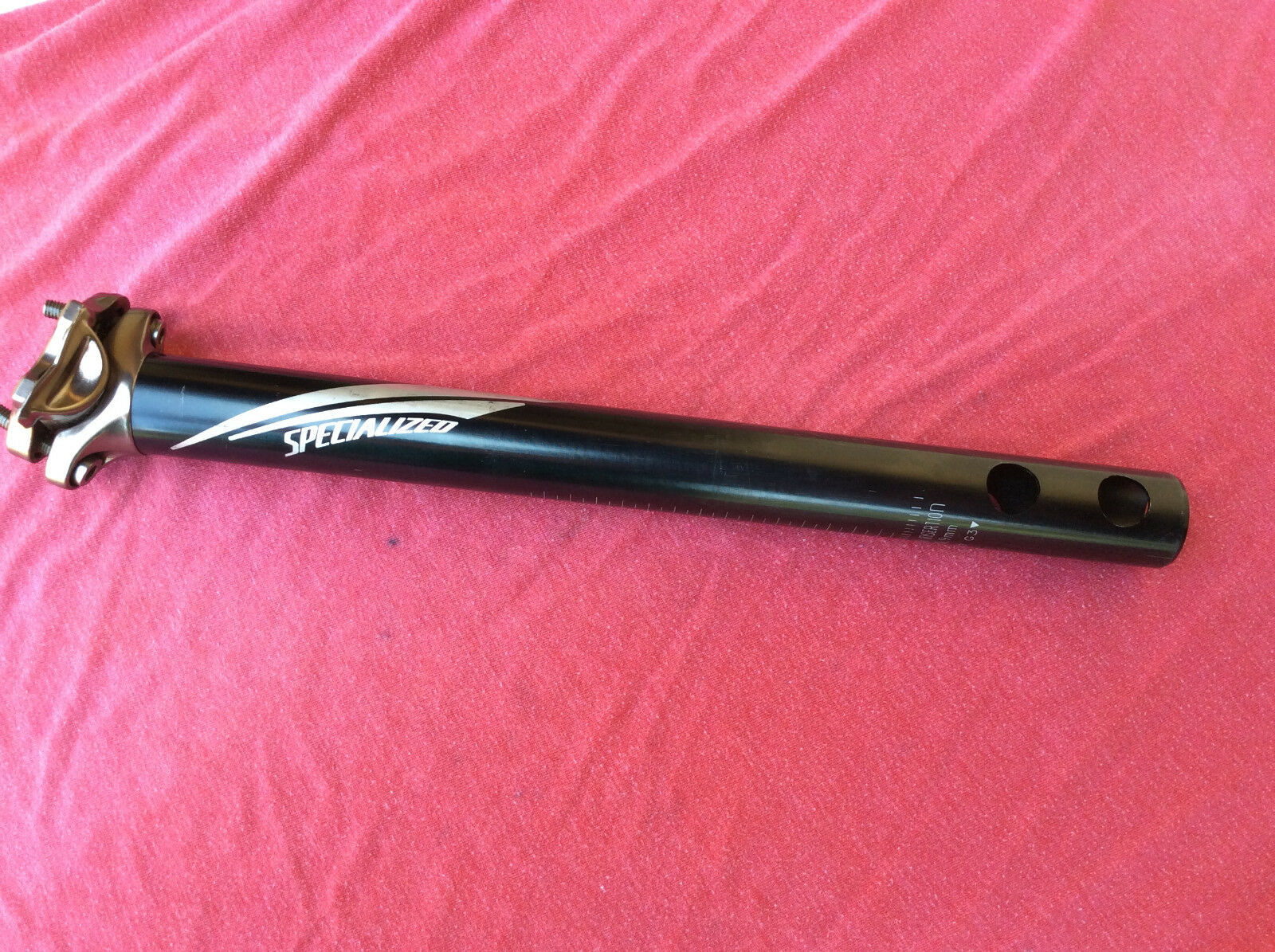 Specialized  Seat Post 30.9mm IN NICE CONDITION