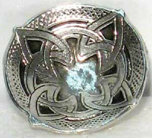 Pewter Celtic Cone Incense Burner Wicca Witchcraft  Hoo Doo Pagan