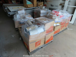 4 Pallets of Miscellaneous Oil, Air, and Fuel Filters bidadoo