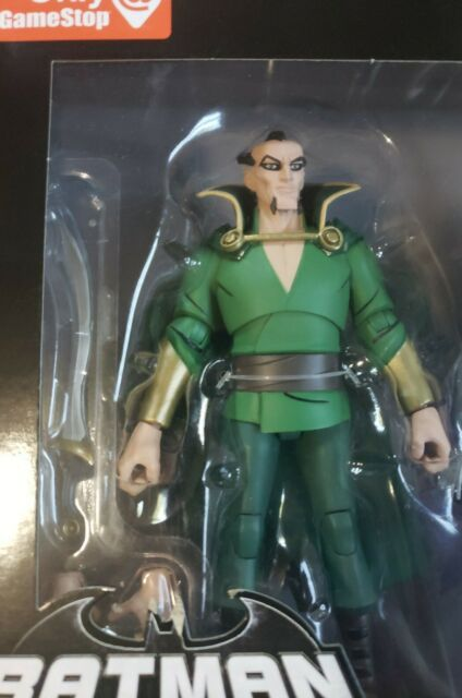 Dc Collectibles Ra S Al Ghul And Shredder Action Figure For Sale Online Ebay