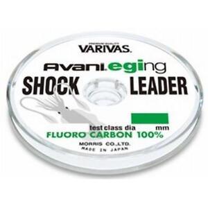 1682 10lb Varivas Fluorocarbon Eging Shock Leader Line 30m 2.5