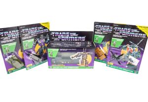 Nuevo arrivial Transformers G1 reedición Bruticus Combaticons versión metal Cochedada ver.