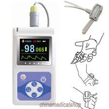 Usa Neonatal Infant Pediatric Kids Born Pulse Oximeter Spo2 Monitor Pc Software
