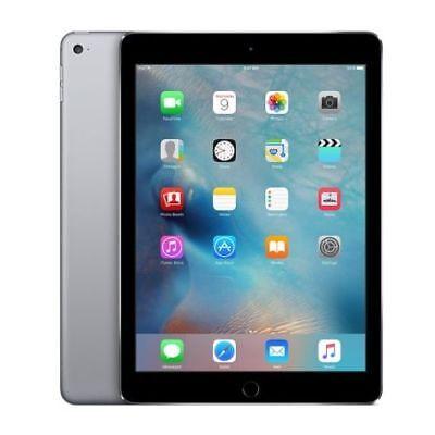 Apple iPad Air 2 64GB 4G Cellular Verizon 9.7in Space Gray Bonus! Wi-Fi
