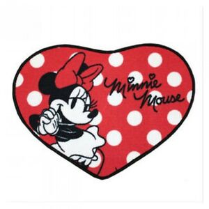 Disney NEW Minnie Mouse doormat door mat rug carpet Japan interior goods JAPAN