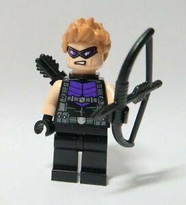 Hawkeye LEGO Super Heroes Figur Minifigur Avengers Endgame America 76143