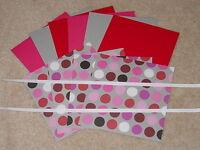 Stampin Up & Ki Memories Unconditional Palette Valentine's Day Card Kit 6