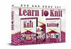 Learn to Knit Book and DVD Arrivals