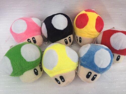 Super Mario Plush Toys 10-30cm